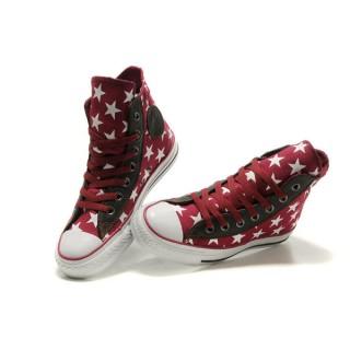 Converse Pas Cher Converse All Star étoile Rouge