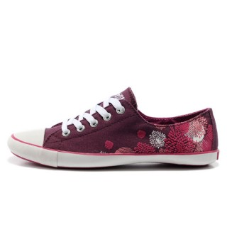 Converse Pas Cher Converse All Star Flocage Rouge