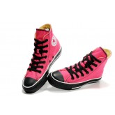 Converse Pas Cher Converse All Star Langue Double Cerise