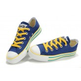Converse All Star Soldes Lignes Blue Ox