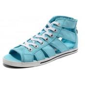 Converse All Star Soldes Par Avril Lavigne Bleu