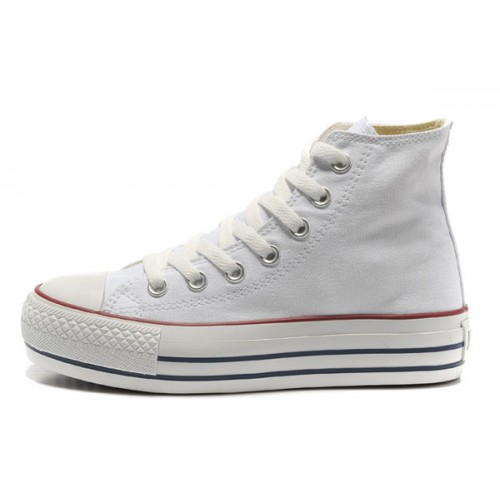converse blanche taille 25