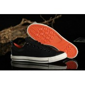 Converse Chuck Taylor All Star Basse Toile Noir