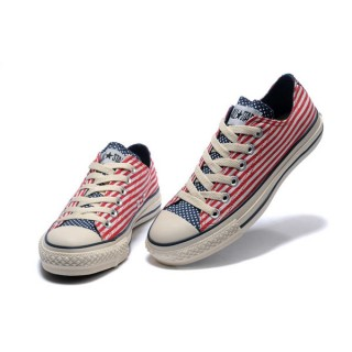 Converse Prix Chuck Taylor All Star Drapeau Rouge Usa