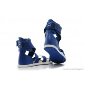 Converse Chuck Taylor All Star Femme Sandale élastique Bleu Royal