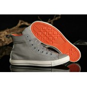 Converse Chuck Taylor All Star Haute Toile Grise