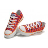 Converse Prix Chuck Taylor All Star Imprimé Zèbre D'orange