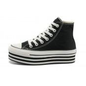 Converse Chuck Taylor All Star Plate-forme Noir