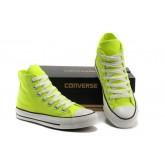 Converse France Chuck Taylor All Star Vert Clair