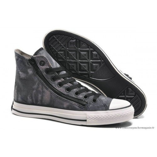 Converse Chuck Taylor All Star Zip Haute Toile Chaussures