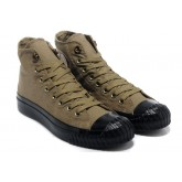 Converse France Kaki New York Semelle Noir