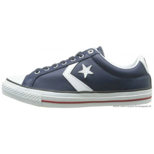 Converse All Star Basse Bleu Marine