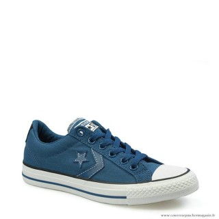 Converse Star Player Ev Ox All Star Basse Toile Turquoise