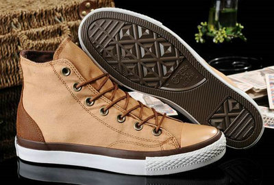 All Star Converse Beige Denim -001