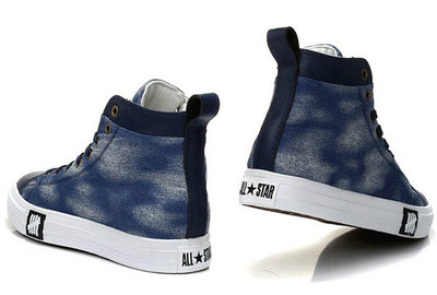 Converse France Chuck Taylor All Star Ville Bleue Coton Amour