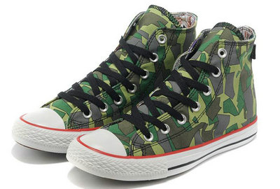 Converse France Chuck Taylor All Star X Groillaz Vert Camouflage